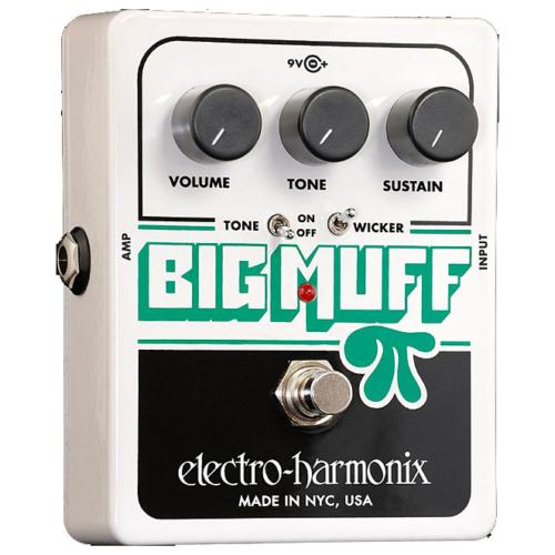 Electro-harmonix effektpedál - Big Muff PI, Tone Wicker
