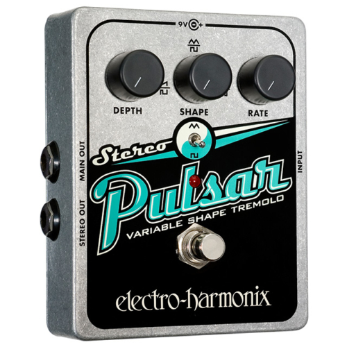 Electro-harmonix effektpedál, XO-Stereo Pulsar