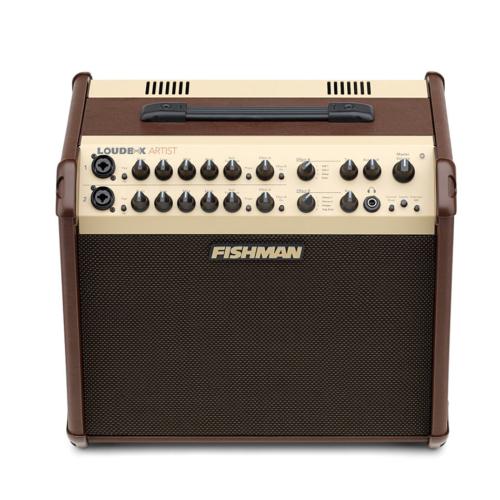 Fishman - F PRO-LBX-600 Loudbox Artist ak.erősítő két csatorna, 120W