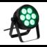 Kép 1/5 - EUROLITE LED 7C 7 Silent Slim Spot