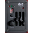 Kép 2/6 - Cort - AD810E-BKS akusztikus gitár elektronikával matt fekete ajándék puhatok
