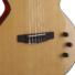 Kép 2/7 - Cort - Sunset Nylectric elektro-klasszikus gitár natúr ajándék félkemény tok