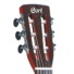 Kép 3/7 - Cort - Sunset Nylectric elektro-klasszikus gitár natúr ajándék félkemény tok