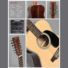 Kép 2/2 - Sigma - JR12-1STE 12 húros akusztikus gitár elektronikával ajándék húrtisztító