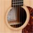 Kép 2/3 - SIGMA  - SI-DMEL balkezes akusztikus gitár elektronikával ajándék félkemény tok