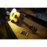 Kép 6/6 - Cort - EarthMiniF - 3/4-es akusztikus gitár elektronikával natúr ajándék puhatok
