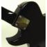 Kép 3/5 - Cort - CR50-BK elektromos gitár fekete ajándék puhatok