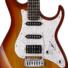 Kép 2/9 - Cort - G250-TAB elektromos gitár Tobacco Sunburst ajándék puhatok