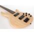 Kép 2/12 - Cort - ActionDLX-AS-OPN elektromos basszusgitár natúr ajándék puhatok