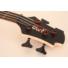 Kép 4/12 - Cort - ActionDLX-AS-OPN elektromos basszusgitár natúr ajándék puhatok