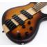 Kép 3/8 - Cort - C4Plus-ZBMH elektromos basszusgitár tobacco sunburst ajándék félkemény tok