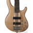 Kép 2/10 - Cort - A5Plus-FMMH-OPN Artisan 5 húros elektromos basszusgitár matt natúr ajándék félkemény tok