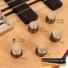 Kép 3/8 - Cort - A6Plus-FMMH-OPN Artisan 6 húros elektromos basszusgitár matt natúr ajándék félkemény tok