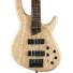 Kép 2/8 - Cort - B4Plus-AS Artisan elektromos basszusgitár natúr ajándék félkemény tok