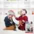 Kép 2/3 - Alpine - Muffy Baby Hallásvédelem csecsemőknek Rózsaszín Készletakció
