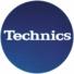 Kép 1/2 - Technics - Slipmats Technics Logo blue