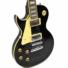 Kép 2/6 - SX - SE3 Left Handed Electric Guitar Kit Black