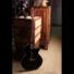 Kép 9/11 - Cort - Sunset Nylectric elektro-klasszikus gitár fekete ajándék félkemény tok