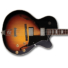 Kép 2/13 - Cort  - Co-Yorktown-TAB with bag félakusztikus gitár tokkal tobacco sunburst