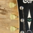 Kép 7/7 - Cort - YorktownBV-TAB with bag félakusztikus gitár tokkal Bigsby-vel tobacco sunburst
