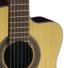 Kép 5/7 - Cort - AC120CE-OP klasszikus gitár elektronikával matt natúr ajándék puhatok