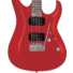 Kép 2/2 - Cort - X4-RM elektromos gitár vörös ajándék puhatok