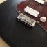 Kép 4/5 - Cort - G100HH-OPB elektromos gitár fekete ajándék puhatok