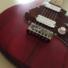 Kép 3/5 - Cort - G100HH-OPBC elektromos gitár vörös ajándék puhatok