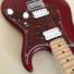 Kép 4/5 - Cort - G100HH-OPBC elektromos gitár vörös ajándék puhatok