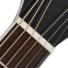Kép 9/13 - Cort - GA5F-BK Akusztikus gitár elektronikával fekete ajándék félkemény tok