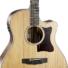 Kép 2/8 - Cort akusztikus gitár Fishman EQ, matt natúr