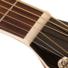 Kép 6/8 - Cort akusztikus gitár Fishman EQ, matt natúr