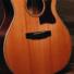 Kép 8/8 - Cort akusztikus gitár Fishman EQ, matt natúr