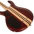 Kép 4/10 - Cort - A5Plus-FMMH-OPN Artisan 5 húros elektromos basszusgitár matt natúr ajándék félkemény tok