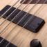 Kép 5/10 - Cort - A5Plus-FMMH-OPN Artisan 5 húros elektromos basszusgitár matt natúr ajándék félkemény tok
