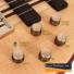 Kép 6/10 - Cort - A5Plus-FMMH-OPN Artisan 5 húros elektromos basszusgitár matt natúr ajándék félkemény tok