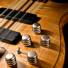 Kép 7/10 - Cort - A5Plus-FMMH-OPN Artisan 5 húros elektromos basszusgitár matt natúr ajándék félkemény tok