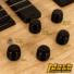 Kép 4/8 - Cort - B4Plus-AS Artisan elektromos basszusgitár natúr ajándék félkemény tok