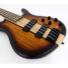 Kép 5/8 - Cort - C4Plus-ZBMH elektromos basszusgitár tobacco sunburst ajándék félkemény tok