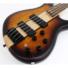 Kép 7/8 - Cort - C4Plus-ZBMH elektromos basszusgitár tobacco sunburst ajándék félkemény tok