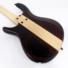 Kép 8/8 - Cort - C4Plus-ZBMH elektromos basszusgitár tobacco sunburst ajándék félkemény tok