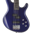 Kép 4/4 - Cort - ActionPlus-BM elektromos basszusgitár metálkék ajándék puhatok