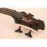 Kép 11/12 - Cort - ActionDLX-AS-OPN elektromos basszusgitár natúr ajándék puhatok