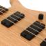 Kép 8/12 - Cort - ActionDLX-AS-OPN elektromos basszusgitár natúr ajándék puhatok