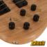 Kép 2/6 - Cort - ActionDLXV-AS-OPN elektromos basszusgitár natúr ajándék félkemény tok