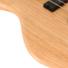 Kép 3/6 - Cort - ActionDLXV-AS-OPN elektromos basszusgitár natúr ajándék félkemény tok