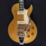 Kép 4/5 - Cort - CR200BV-GT elektromos gitár Gold Top ajándék félkemény tok
