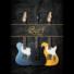 Kép 7/8 - Cort - Classic TC elektromos gitár kék ajándék félkemény tok