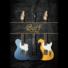 Kép 9/9 - Cort - Classic TC elektromos gitár natúr ajándék félkemény tok