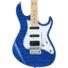 Kép 2/3 - Cort - G250DX-TB elektromos gitár kék ajándék puhatok